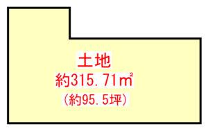 成育3丁目 売土地-2