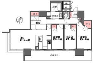 シティタワー大阪福島-1