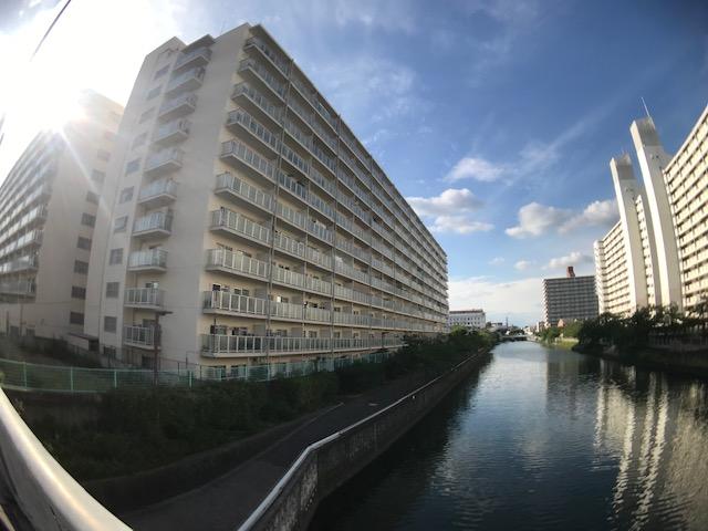 関目グリーンハイツ A棟