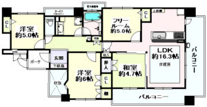 メロディースクエア城東関目-1