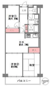守口スカイハイツ-1